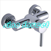 Wholesale Modern Bathroom Shower Wall Mixer Tap Faucet JD