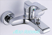 Wholesale Bathroom Shower Wall Mixer Tap Faucet Tub Spout JD