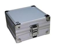 Wholesale 1 aluminum tattoo machine box tattoo machine case tattoo supplies