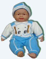 "Cheap Wholesale - - 17"" Super Cute Baby Born Emulational Reborn Baby Doll"