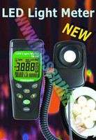 Wholesale LED Light Meter TM records storage