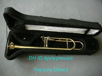 Wholesale Newest HIgh Quality Trombone with case best musical instruments