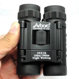 ARBORO 50x30 Night Vision Binoculars Telescope