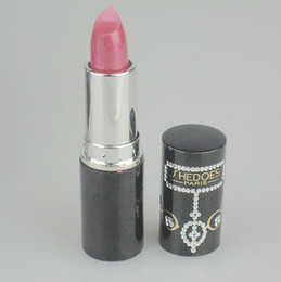 Wholesale 12 Colors Cosmetics Round Lipstick With Display Stand Fashion color color box