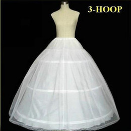 Wholesale 2011 Fashion Hoop Net Layer Crinoline Flouncing White Wedding Dresses For Bride
