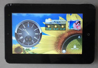 android tablet multitouch - Hot cheap quot Tablet PC Multitouch REAL ANDROID MHz DDR256M Camera Wi Fi FLASH