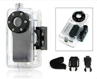 Wholesale Waterproof Case underwater Spy Camera Rain Waterproof Box for Mini DV DVR MD80