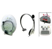 Wholesale Headset Online Game Live Chat Microphone for Xbox