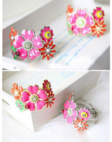 Wholesale Bracelets Flowers Ladybug Bracelets Bangle China jewelry Cheap Bangle Fashion Jewelry