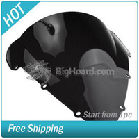 Wholesale Motorcycle Windshield for Honda CBR F4I Black