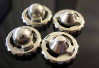 Wholesale 500 TAKARA Beyblade Parts Bottom RF Tips styles BEYBLADE Metal Bottom S WB BB30 BB48