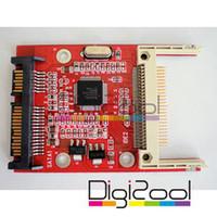 Wholesale IDE to SATA Serial ATA SATA HDD Converter Adapter New Hot