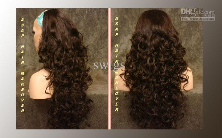 Long Hair Pieces 90