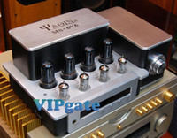 Wholesale YAQIN MS V6 V6 Pull Push Integrated Vacuum Tube Amplifier Amp With Remote Control from vipgate