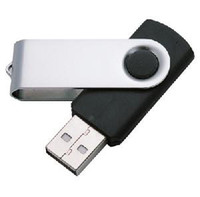 Wholesale Hot selling GB swivel USB pendrives GB Twister shape USB flash drives Mix colors