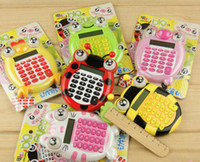Wholesale CREATIVEBAR quot New Stationary Office Supplies cute stylish portable animal Calculator