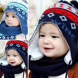 Wholesale Earflaps Baby Caps cap Baby hats caps Baby Infant hats caps Children Hat cap Children caps hats
