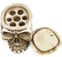 Wholesale One Skull Tattoo Tatouage Ink Cup tattoo ink Cap Stand