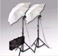 Wholesale Photographic Equipment Lights Umbrella Stand Lighting set