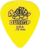 Wholesale 72 piece Guitar Picks mm Yellow Dunlop Tortex Guitar Picks