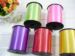 Plastic Curling Ribbon Birthday baloonTie balloons Thread Ribbon 500 YARDS   lot not 100yard