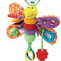 Wholesale hotest sell to Russia Usa now Lamaze Musical Inchworm Lamaze musical plush toys Lamaze ed