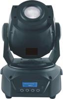 Wholesale Led Disco Spot - Luminus 60W Led Moving Head dJ Spot Light Disco light LED Stage Lighting 15DMX channels 3-facet Prism High Power