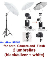 Wholesale Camera Flash Umbrella Kit for NIKON SB SB