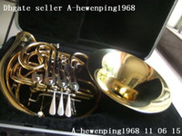 Wholesale Best Surprise st Compensating Double French Horn RARE free case