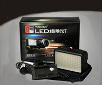 Wholesale 8pcs New YONGNUO SYD LED Light Video Light for DV Camcorde