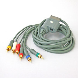 HD AV High Definition HDTV Cable for XBOX 360 Component