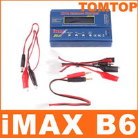 Wholesale 100 iMAX B6 Lipo NiMH Battery Balance Charger RM163