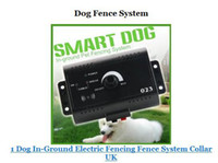 Wholesale Smart Dog ground Pet Fencing Systerm With Electric Shock Collar
