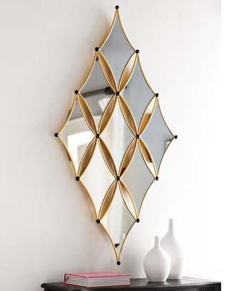 Wall Decor Mirror uttermost britton mirrored wall decor. size 1152x864 large wall