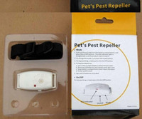 Wholesale New Ultrasonic Pet Dog Protect Pest Repeller Anti Fleas Tick Device