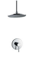 In Wall bath sets china - Inwall Bath And Shower Mixing Set with Round Shower head China cheapest NY91024A years warranty