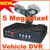 Wholesale 5 Megapixel Car Vehicle Video DVR Recorder Full HD