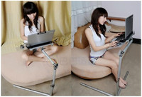 aluminium computer desk - F360 Degree Rotate foldable portable laptop table Nottable the versatile laptop stand computer desk