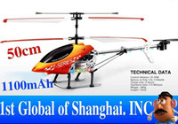 Wholesale 2Colors Mjx T34 cm RC Helicopter With LCD Screen Controller Metal Body D Gyro LED Light PlaneToy
