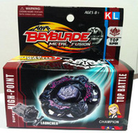 Wholesale 2011 New Arrival Hot Sales Super High Point Super Battle Beyblade Metal Fusion with Launcher