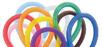 Wholesale 200Pcs Assorted Multicolored Long Latex Balloons Magic Balloon Party Favors Kid Gift