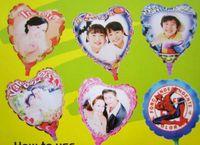 Wholesale NEW Printing Magic balloon birthday balloon holiday balloon DIY Balloon foil balloons Retail A4
