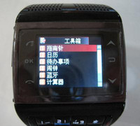 Wholesale AVATAR ET ET Quadband Dual Sim Standby Compass Numberic Keypad watch phone