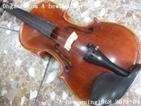 Wholesale A Fine Antique Style Violin Violino Geige Violin