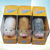 Wholesale 24pcs newest design zhu zhu pet zhu zhu hamster Mix Color christmas gift