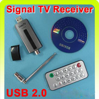 Wholesale New USB Analog Signal TV Receiver Adapter Laptop PC