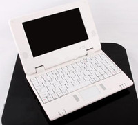 Wholesale 7 inch EPC Notebook Mini Netbook Android VIA MHz WIFI GB pc