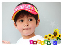 Wholesale kids Hat children Cap Festival music cap sport hat sunbonnet sun caps Children sport visors baby hat