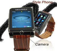 Wholesale S9110 Compass Watch Phone Southern Korea HD Thin Design Quadband