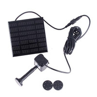 Wholesale 5156 New Type of Solar Brushless Water Pump For Pond Rockery GY D